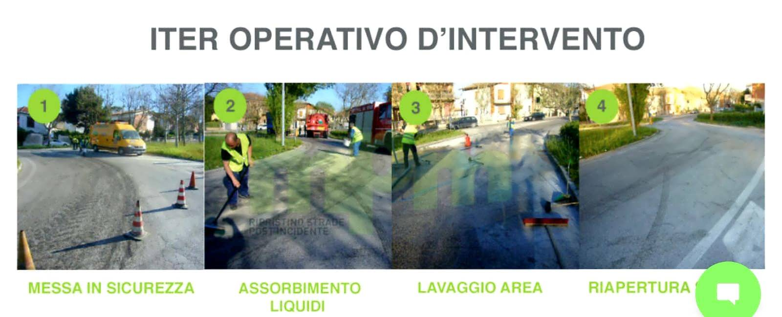 pulizia strade post incidente chioggia 5